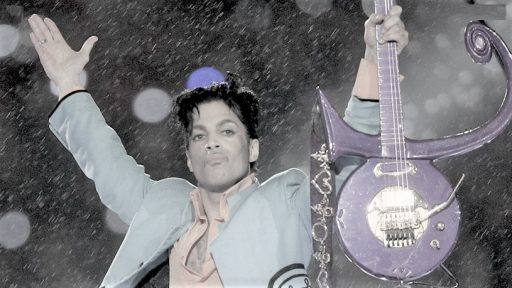 prince reportedly has a strong lavender scent that enters a room a while before he does