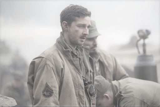 shia labeouf co-stars commented he had body odor while getting into character as boyd 'bible' swan on fury