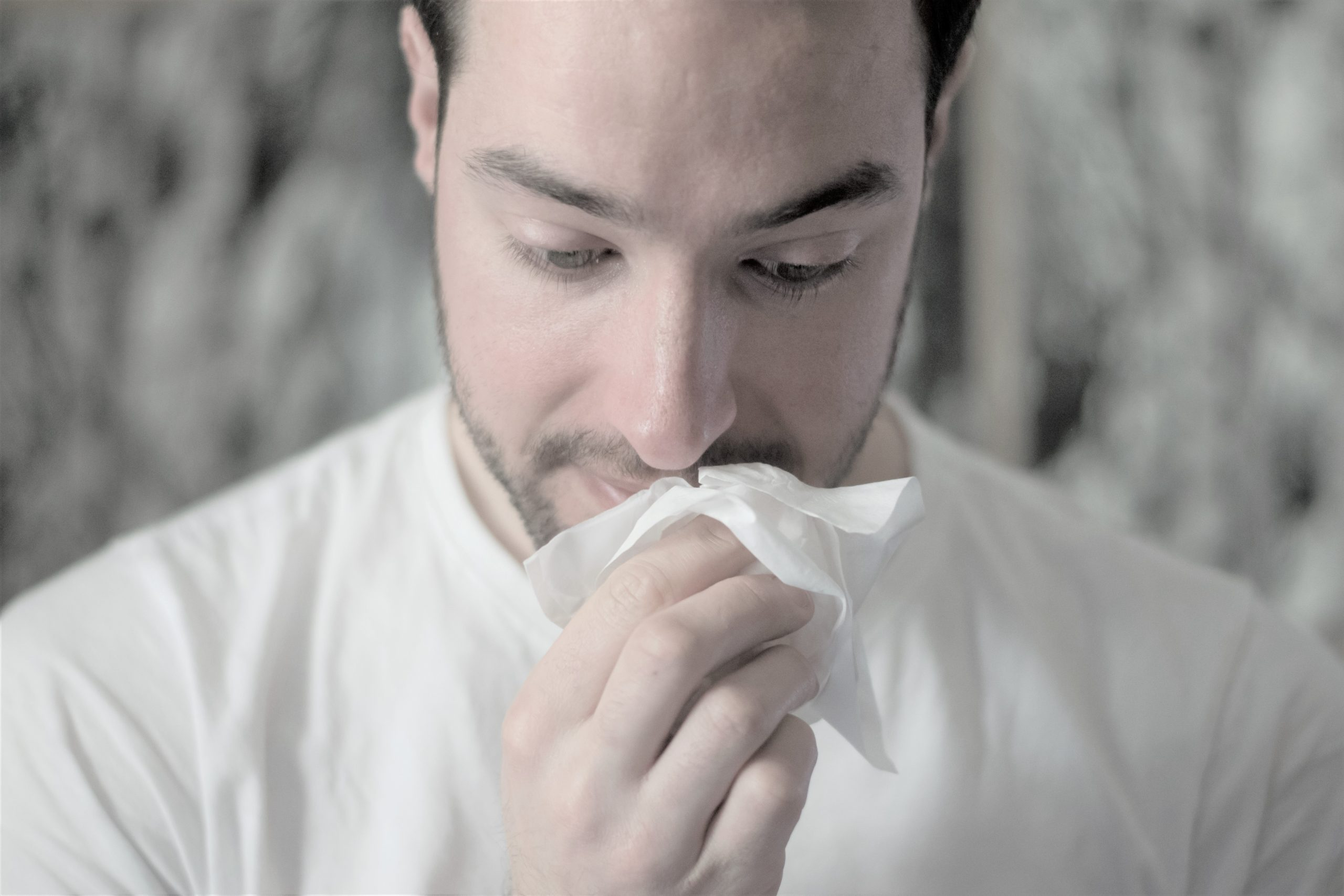 chronic illness and allergies can be signs of imbalance in the body